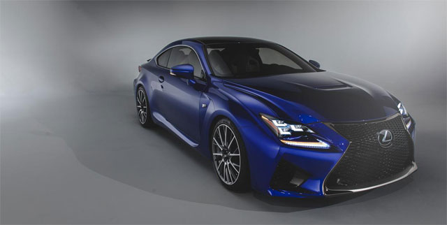 Lexus RC FS Super Speed