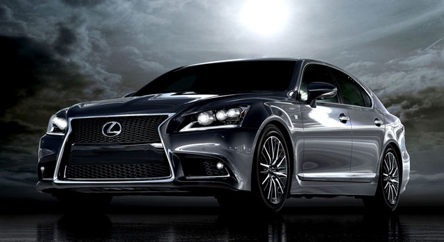 Next Generation Lexus LS