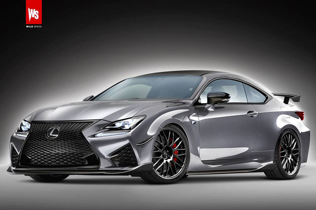 Lexus RC FS by Wild Speed