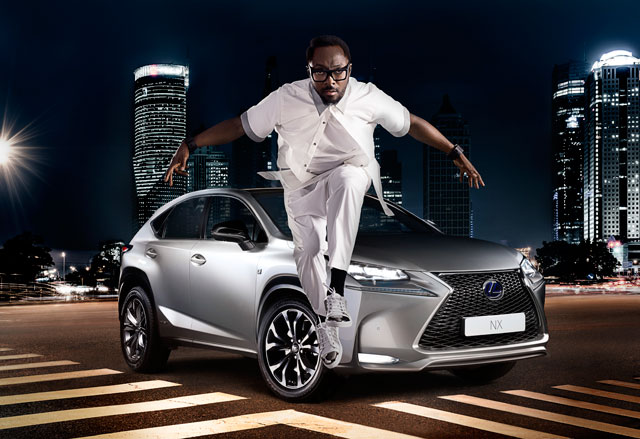 Lexus NX Will.I.Am