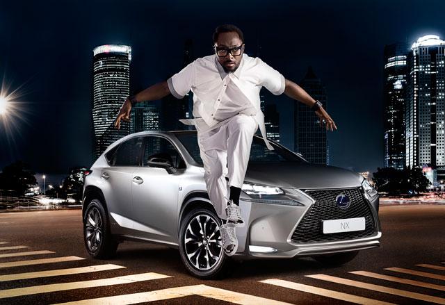 Lexus NX Will.I.Am