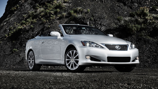 Lexus IS C 2015