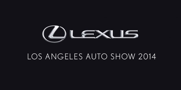 Lexus Los Angeles Auto Show