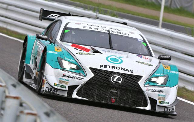 Lexus RC F PETRONAS TOMS