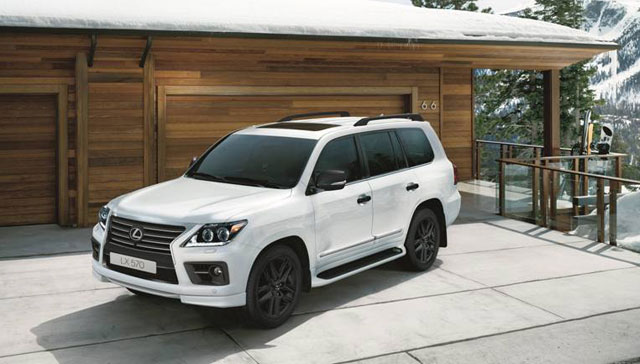 Lexus Russia To Offer Special Edition Lx 570 For Brand S