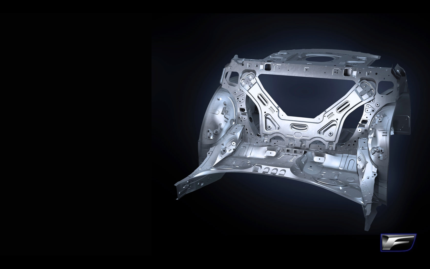 Lexus Rc F Rear Brace