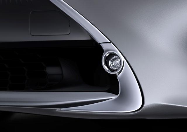 Lexus RC Foglight