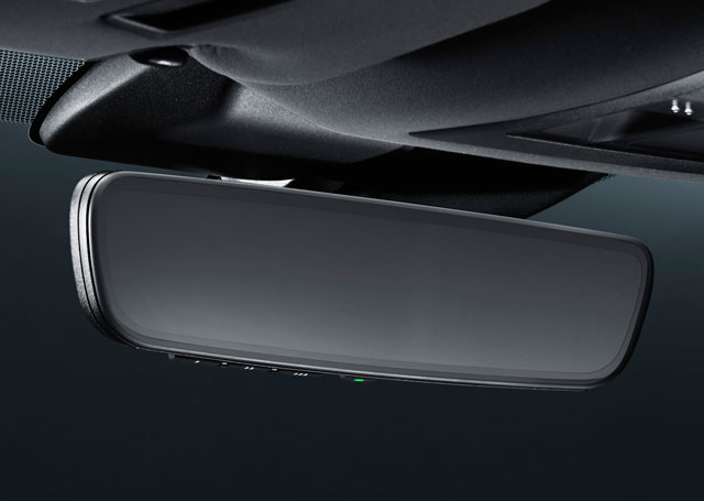 Lexus RC Rearview Mirror