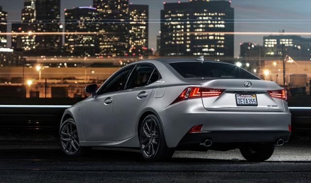 Lexus IS by Hypebeast