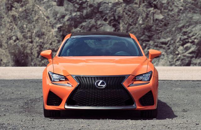 Lexus RC F CCS-R