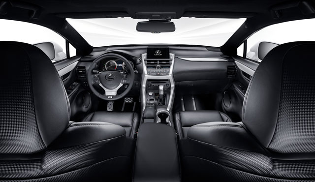 Lexus William Interior