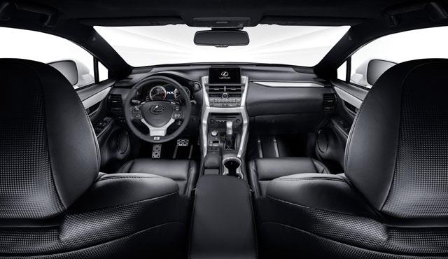 Lexus William Interior