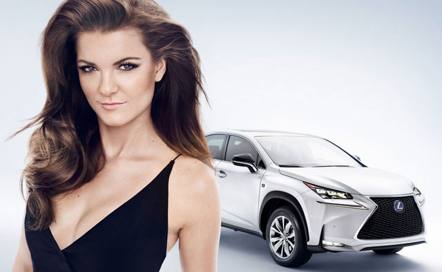 Lexus Sponsored Agnieska Radwanska