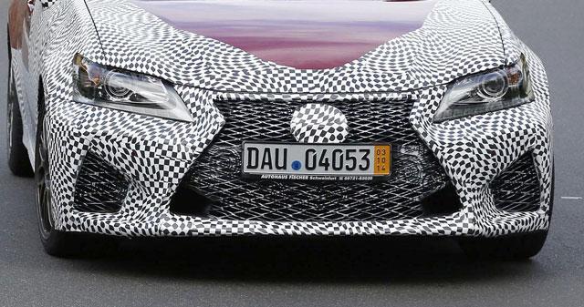 Lexus GS F Front Grille