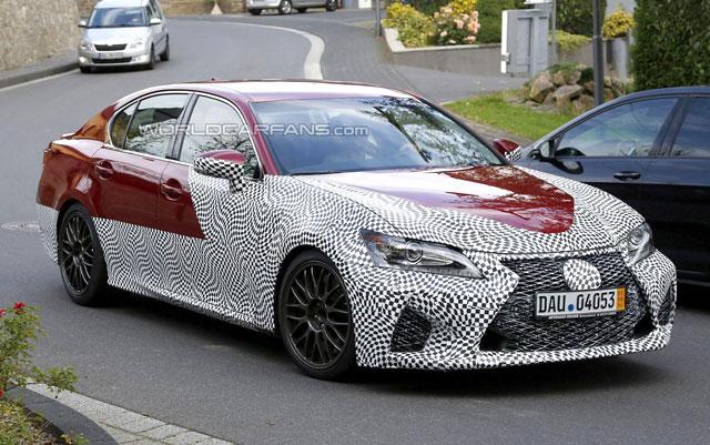 Lexus GS F Prototype