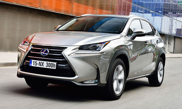Lexus NX 300h CAR Magazine