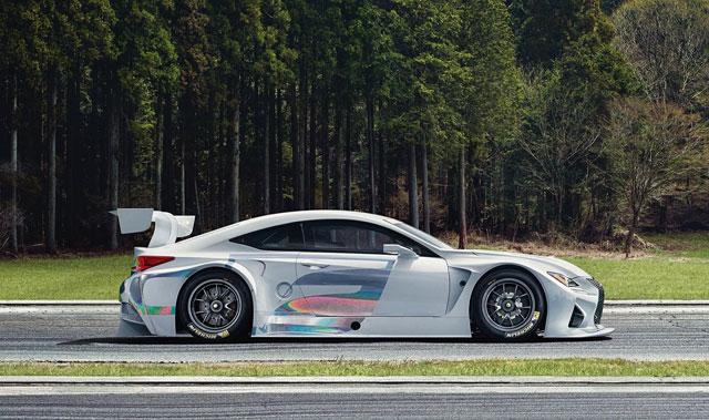 Lexus International RC F GT3