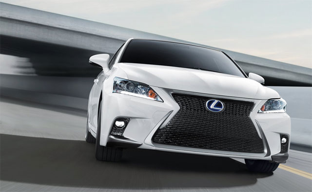 Lexus CT Sedan Rumor