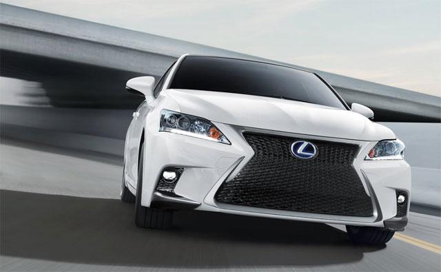 Lexus CT Sedan Rumor