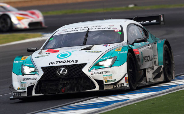 Lexus Petronas RC F Racing