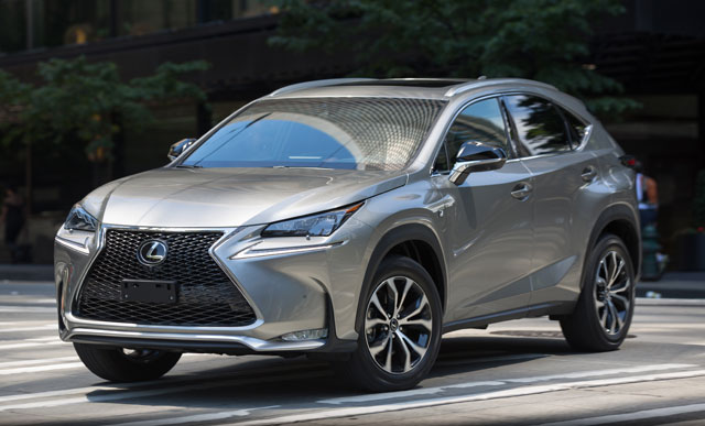 Lexus NX 200t F SPORT Seattle Europe