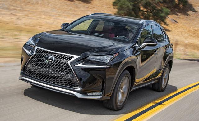 Lexus NX Motor Trend