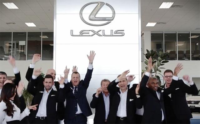 Lexus of Oakville Fancy