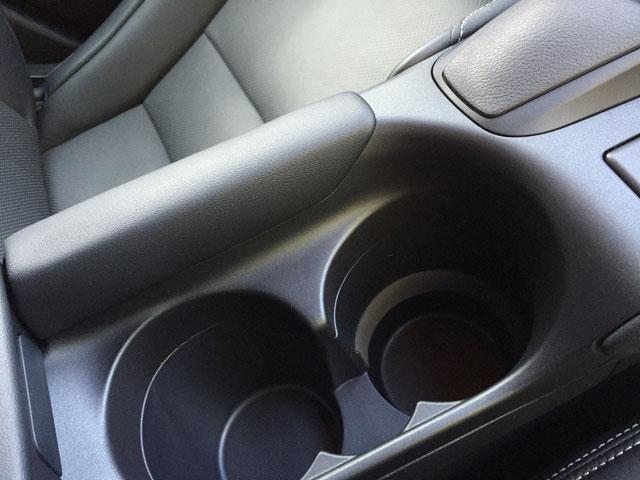 Lexus CT 200h Cupholder Mod