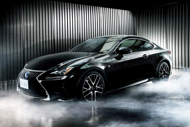 Lexus RC F SPORT Japan