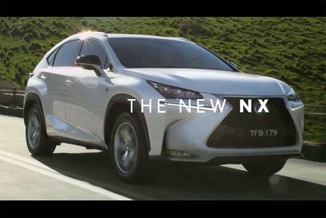 Lexus Australia Commercial