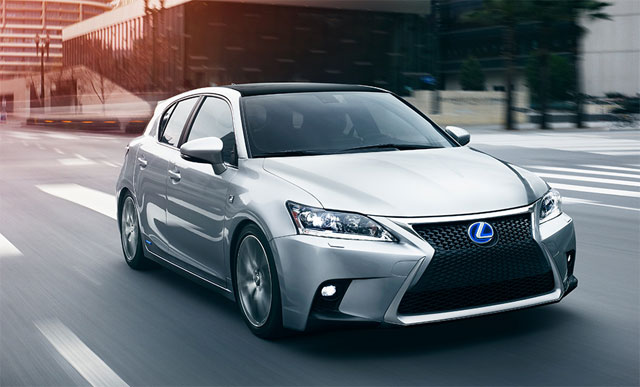 Lexus CT 200h Consumer Reports