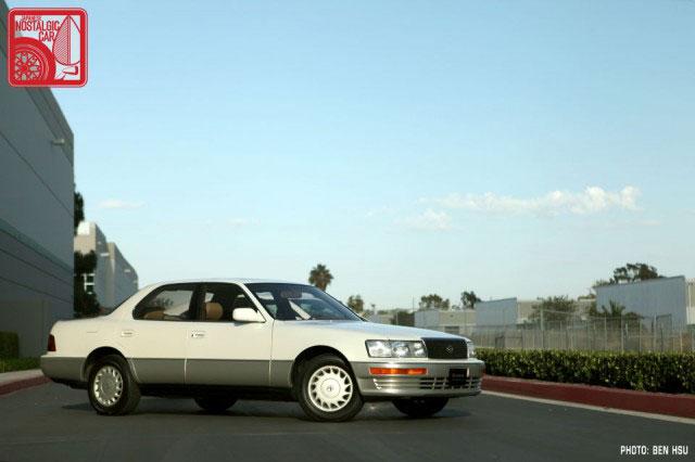 Lexus LS 400 JNC