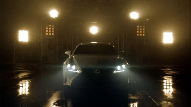Lexus USA RC Commercial