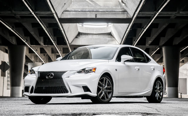 Lexus IS Motor Trend Long-Term