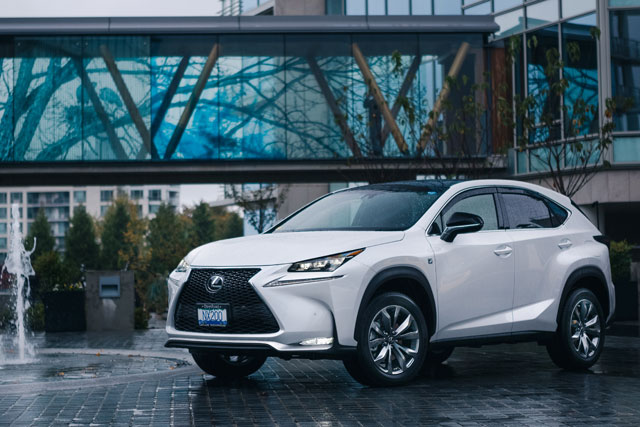 Lexus NX 200t OpenRoad Richmond