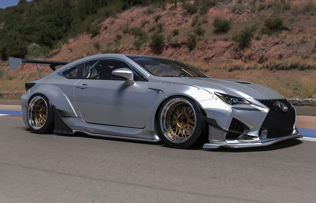 Rocket Bunny Kit Available Lexus Rc350 Amp Rcf Forum