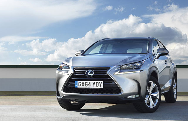 Lexus NX Europe Worldwide Sales