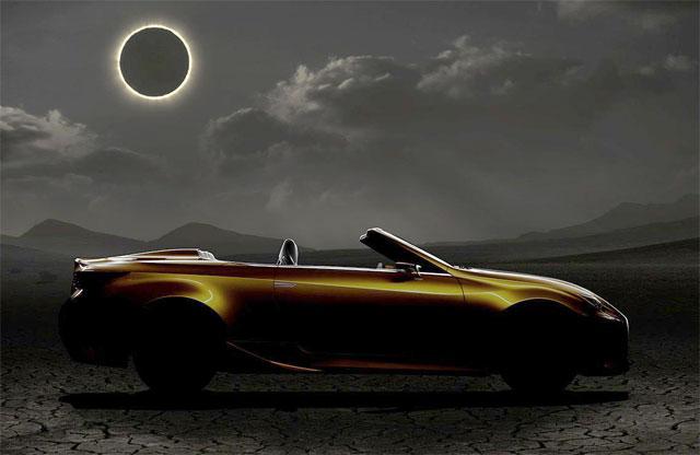 Lexus LF-C2 Lightened
