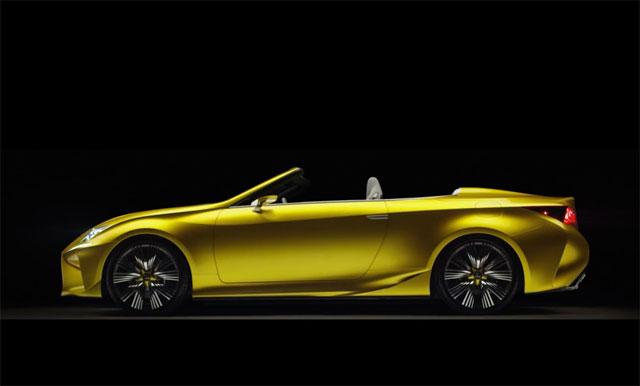 Lexus LF-C2 Video