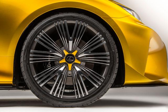 Lexus LF-C2 Wheel