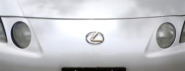 Lexus SC 400