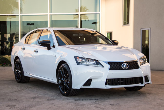Lexus GS F SPORT CRAFTED LINE
