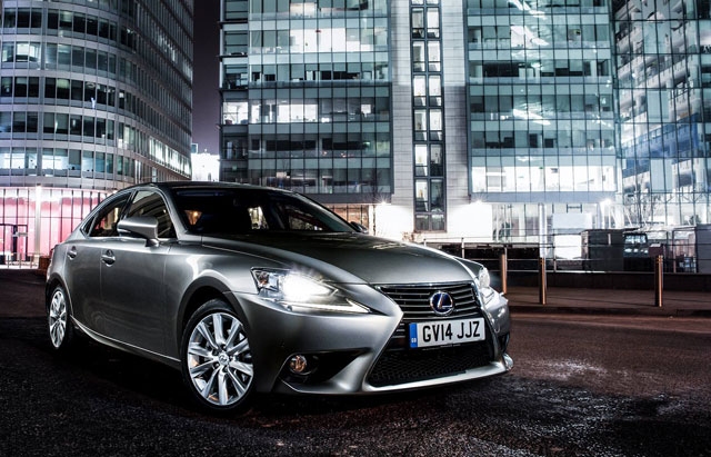 Lexus IS Scottish Car of the Year