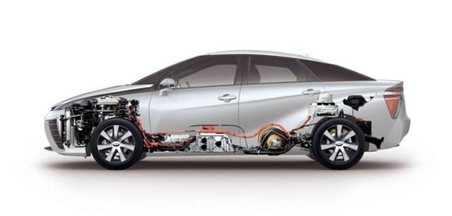 Lexus Toyota Mirai