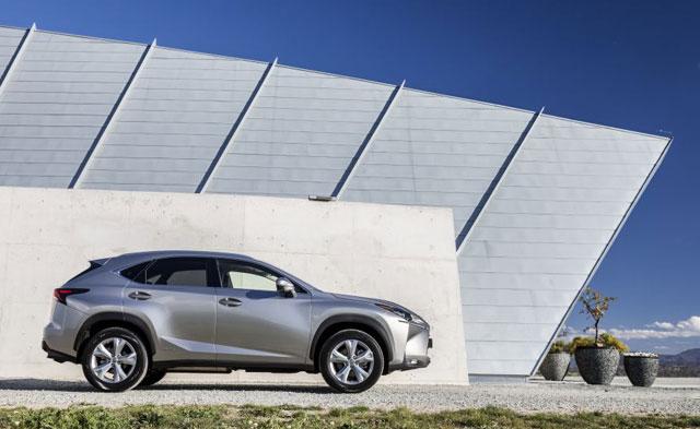 Lexus NX Details