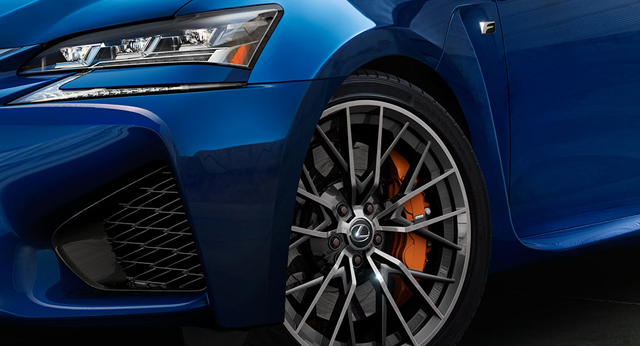 Lexus GS F Teaser 2