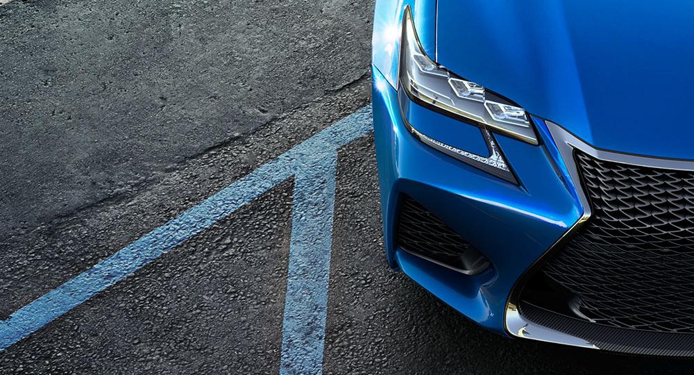 Lexus GS F Headlight