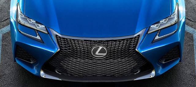Lexus GS F Photochop