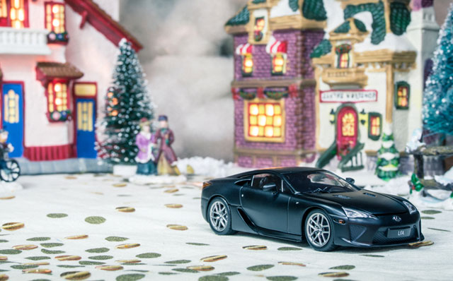 Lexus Happy Holidays