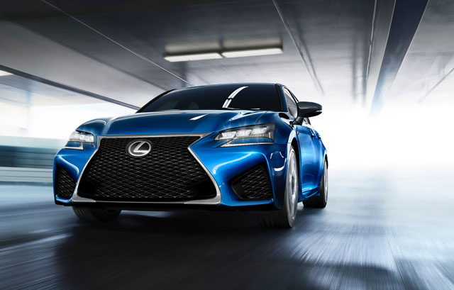 Lexus GS F Revealed